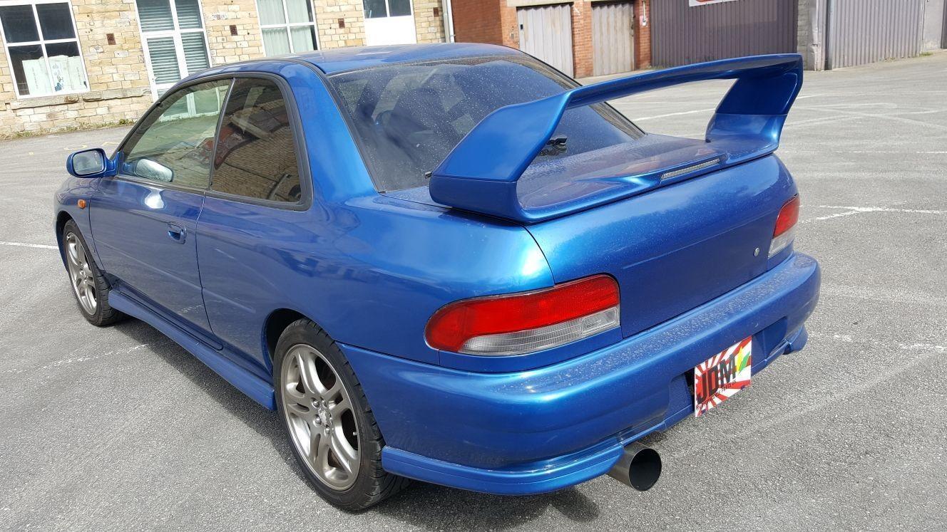 Breaking Spares Subaru Impreza Sti V3 Type R 2 Door Coupe