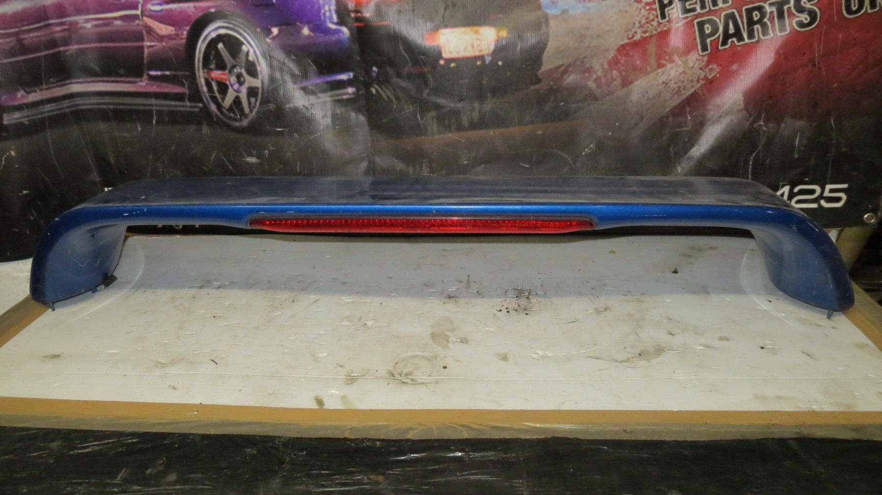 Subaru Impreza Wrx Sti Gc8 Classic Mid Level Spoiler With