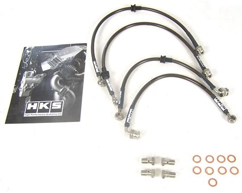 HKS Brake Line Kit for Mitsubishi Evo 4