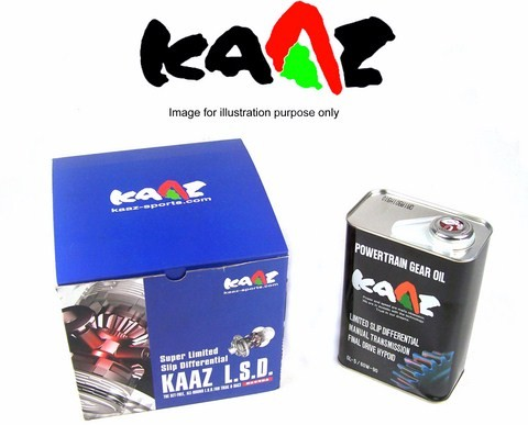 KAAZ LSD for Mitsubishi Lancer Evo 4. 1.5 way