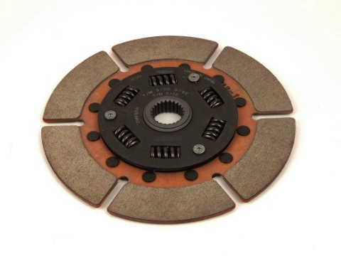 Exedy Hyper Twin plate clutch EVO 4 to 9 Replacement Disc A