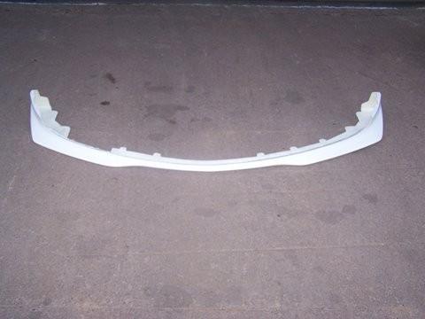 Firesport FRP front lip splitter for Mitsubishi Evo 9