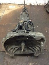SUBARU IMPREZA WRX STI 5 SPEED MANUAL GEARBOX TY752VB3FA