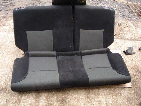 HONDA CIVIC TYPE R EP3 REAR SEATS UKDM