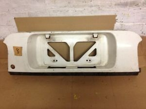 TOYOTA CELICA GT4 ST205 REAR NUMBER PLATE SURROUND