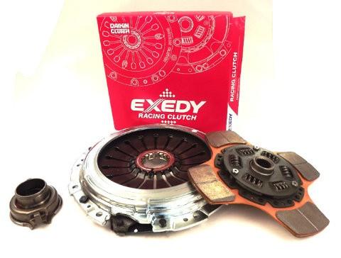 Subaru Impreza WRX STI V9 EXEDY Clutch Kit GBD 6spd 4paddle disc