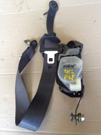 Passenger side front seat belt for Subaru Impreza STI V4 Type R