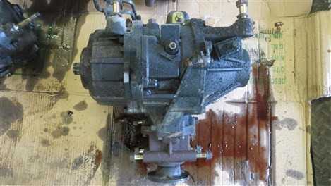MITSUBISHI LANCER EVO EVOLUTION 4 5 6 AYC REAR DIFF
