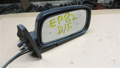 TOYOTA STARLET TURBO EP82 DRIVERS SIDE FRONT WING MIRROR