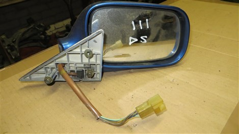 SUBARU IMPREZA STI V3 TYPE R DRIVERS SIDE FRONT WING MIRROR