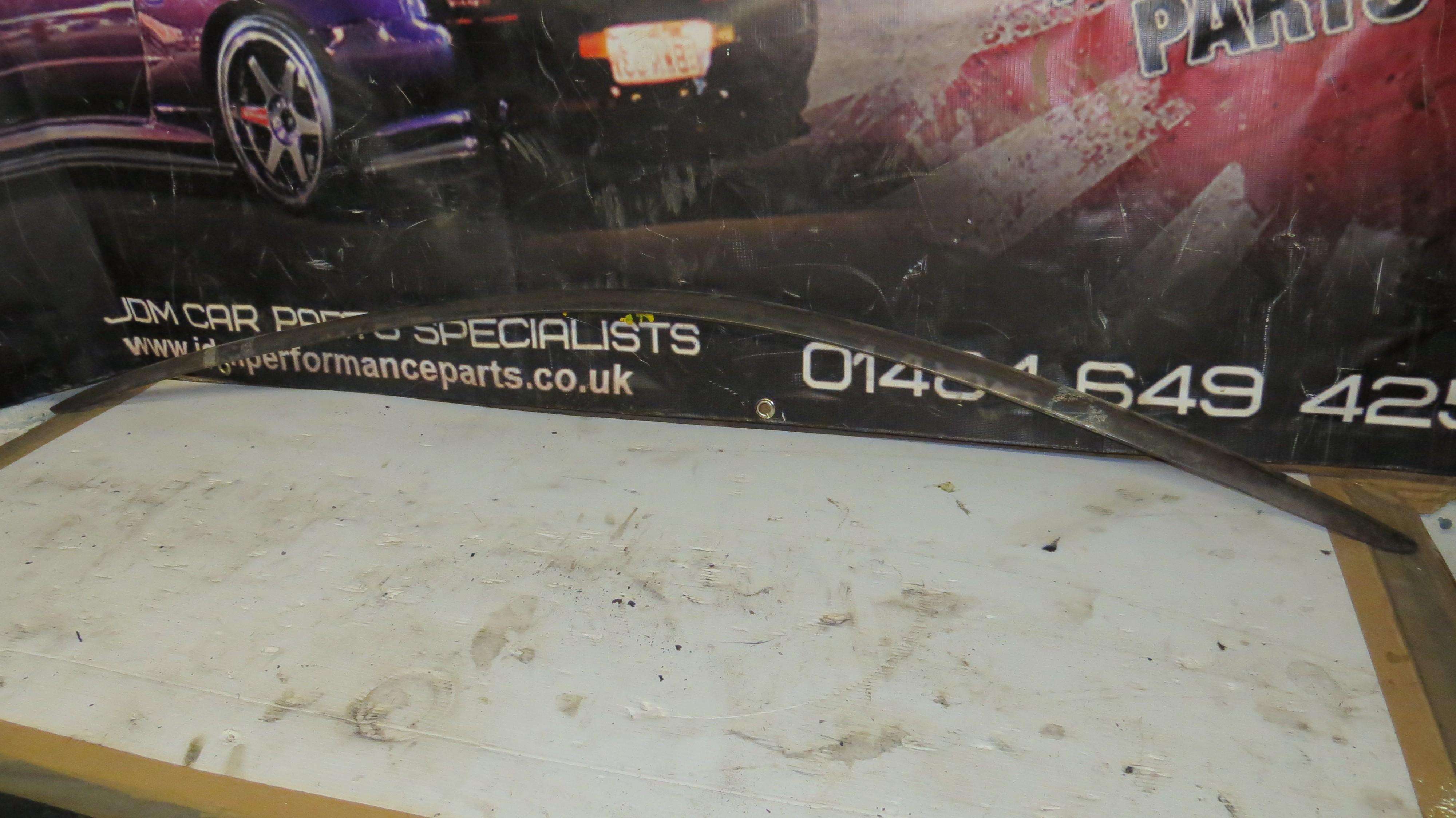 TOYOTA CELICA GT4 ST205 GENUINE PASSENGER SIDE WIND DEFLECTOR