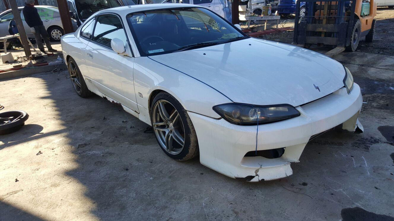 Breaking Spares Nissan Silvia S15 Spec R Sr20det 6 Speed Jdm