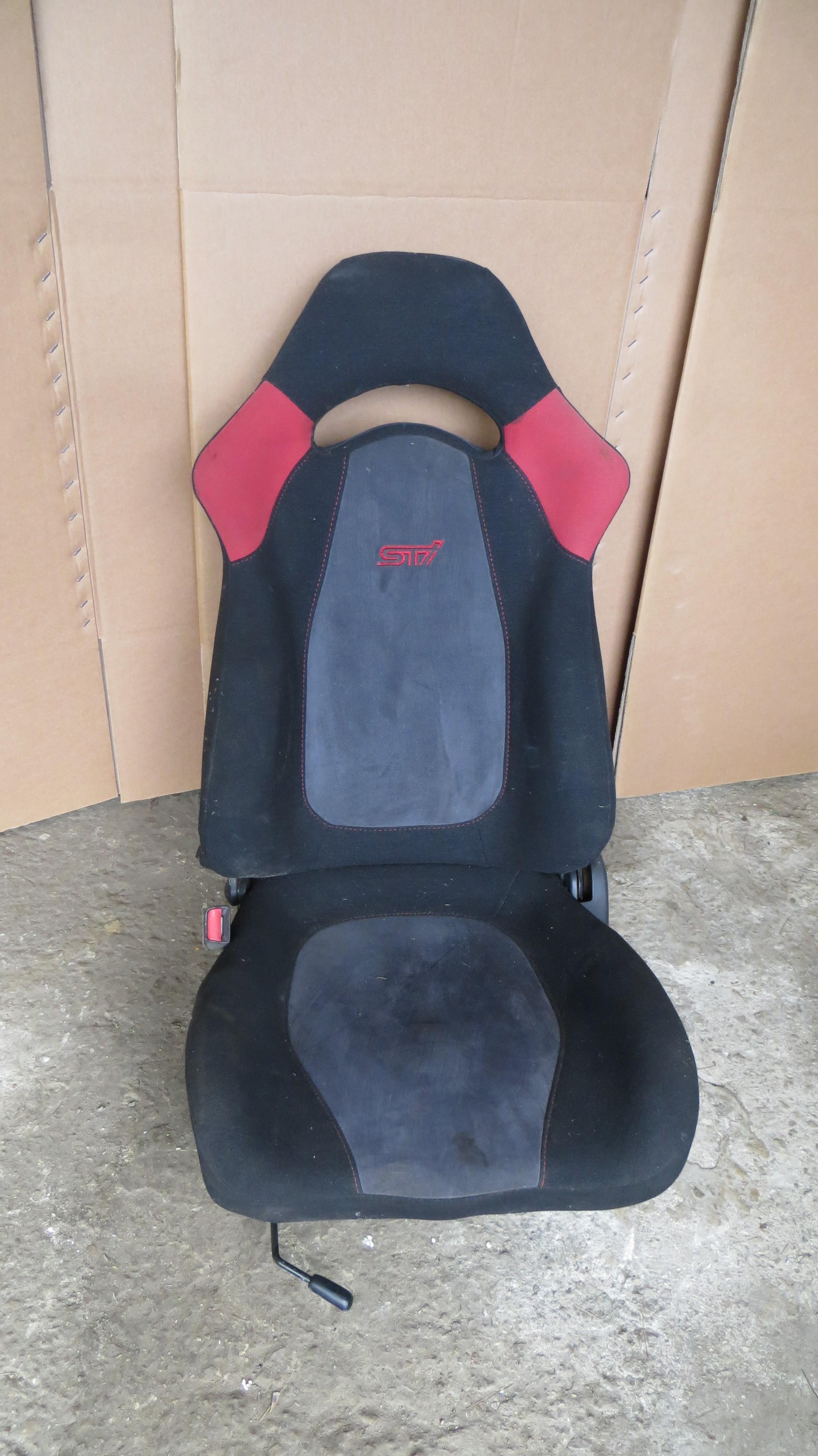 SUBARU IMPREZA WRX STI GC8 CLASSIC V3 V4 PASSENGER SIDE FRONT SEAT