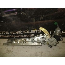 SUBARU IMPREZA WRX STI GC8 GF8 CLASSIC DRIVER SIDE REAR WINDOW REGULATOR