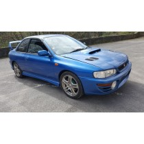 BREAKING/ SPARES SUBARU IMPREZA STI V3 TYPE-R 2 DOOR COUPE