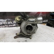 SUBARU IMPREZA STI TWINSCROLL VF37 SET UP HEADERS SUMP TURBO TURBOCHARGER