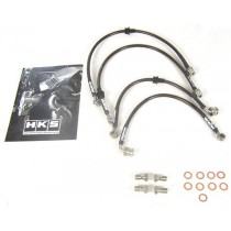 HKS Brake Line Kit for Mitsubishi Evo 4