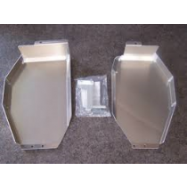 Aluminium Tank guard for Mitsubishi Evo 5