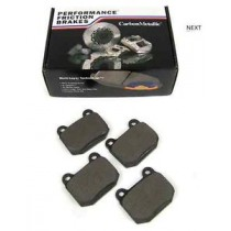 Subaru Impreza WRX STI V8 Performance Friction Rear Brake Pads