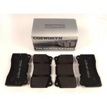 Subaru Impreza WRX STI V7 Cosworth Front Pads Brembo