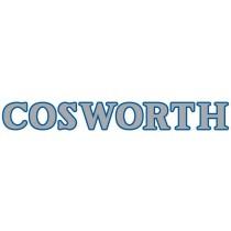 Subaru Impreza WRX STI V8 Cosworth Rear Pads Brembo Caliper