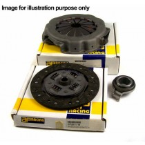 Subaru Impreza WRX STI GF8 AP Racing Organic Clutch Kit 6 Speed