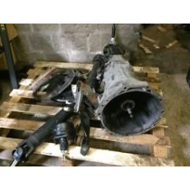 NISSAN 300ZX Z32 MANUAL GEARBOX CONVERSION COMPLETE SWAP - JDM