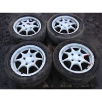HONDA INTEGRA DC2 OEM 15 ALLOY WHEEL 4X114 - JDM