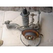 HONDA INTEGRA TYPE R DC5 K20A PASSENGER REAR LOWER HUB ARM WITH SHOCK