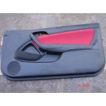 HONDA INTEGRA TYPE R DC5 2001 RED DRIVERS SIDE DOOR CARD K20A