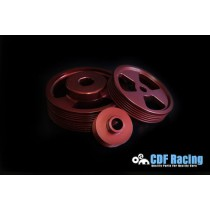 Subaru Impreza GC8 CDF RACING Light Weight Pulley Kit
