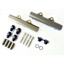 Subaru Impreza V8 Cosworth High Flow Subaru Fuel Rail Kit