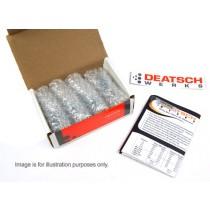 Subaru Impreza V8 DeatschWerks top feed EJ20 EJ25 set of 4 injectors 1300cc