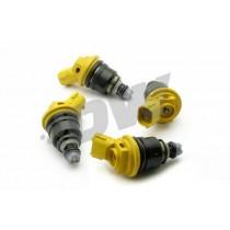 Subaru Impreza V8 Deatschwerks side feed EJ25 set of 4 injectors 740cc