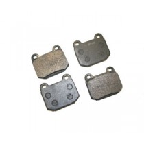 Mitsubishi Lancer Evo 9 Performance Friction Rear Brake Pads