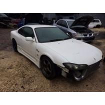 Breaking 1999 Nissan Silvia S15 spec r JDM
