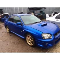 Breaking 2004 Subaru Impreza WRX V Limited V8 JDM