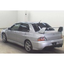 BREAKING 2004 MITSUBISHI LANCER EVO 8 - FRESH IMPORT