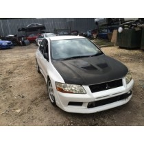 Breaking 2004 Mitsubishi Lancer Evo 7 GSR JDM FRESH IMPORT