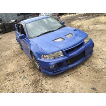 BREAKING 1999 MITSUBISHI LANCER EVO 6 GSR JDM FRESH IMPORT