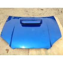 2004 SUBARU IMPREZA WRX V LIMITED BONNET COMPLETE WITH SCOOP O2C BLUE