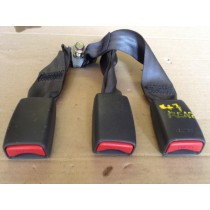 Rear seatbelt clips for Subaru Impreza STI V4 Type R
