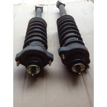 Rear Shock and  HKS Springs for Mitsubishi Lancer Evo
