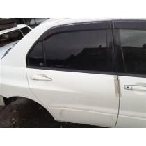 MITSUBISHI LANCER EVO 8 DRIVERS SIDE REAR DOOR