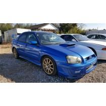 BREAKING 2004 SUBARU IMPREZA STI V8 JDM