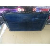 SUBARU IMPREZA V5 V6 WRX STI RADIOATOR TWIN FANS