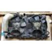SUBARU IMPREZA NEWAGE V8 STI RAD PACK RADIATOR FANS EXPANSION BOTTLE - JDM