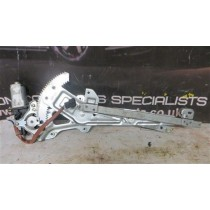 SUBARU IMPREZA STI V7 PASSENGERS REAR WINDOW REGULATOR AND MOTOR - JDM