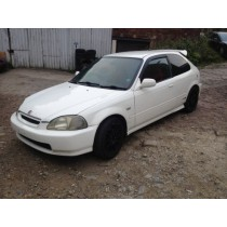 BREAKING 1998 HONDA CIVIC EK9 TYPE R JDM