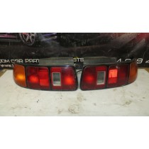 TOYOTA CELICA GT4 1996 ST205 REAR LIGHTS PAIR REAR CLUSTERS